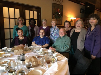 United Methodist Church of New City Lunch Group